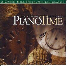 Piano Time - Tom McBryde - Produced By Jack Jezzro