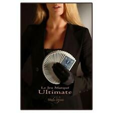 Ultimate Marked Deck (RED Back Bicycle Cards) - Trick - Magic Tricks