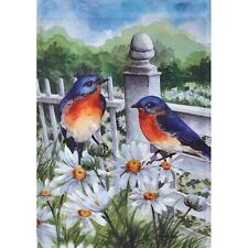 Birds Of Spring Lg Porch Flag 28 X 40 Seasonal 10-2865-219 Spring Rain