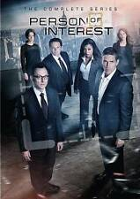 Person of Interest TV Series Complete Season 1-5 (1 2 3 4 5) BRAND NEW DVD SET