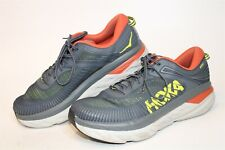 Hoka One One Mens Size 13 48 Bondi 7 Low Lace Up Sneakers Shoes 1110518TCHL