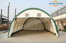 CAN INDUSTRIAL STORAGE BUILDING TENT 20 X 30 X 12 FEET