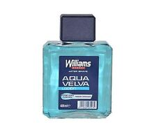 1 x 400 ml - WILLIAMS AFTER SHAVE - AQUA VELVA - 400 ml