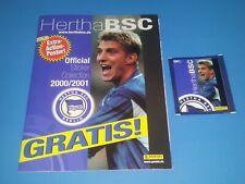 Panini Hertha BSC Berlin 2000/2001