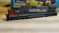 Athearn  Southern  Pacific c44-9w powered locomotive engine HO dash 9-44cw