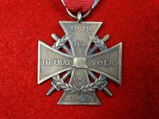 WWII German medal Heimat und Volk commemorative badge WW2