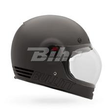 casco integrale BULLITT RETRO METALLIC (53/54) XS TITANIUM