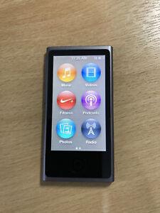 Apple iPod nano 7th Generation A1446 Grey (16GB) - Used