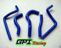 FOR Honda CR125 CR 125 R CR125R 2003 2004 03 04 silicone radiator hose ,BLUE
