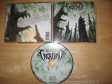BEYOND CREATION Aura CD 2011 PRC Pr. OOP/RARE Cynic Obscura Atheist Necrophagist