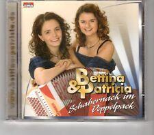 (HK521) Bettina & Patricia, Schabernack Im Doppelpack - CD