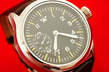 Vintage Russian USSR vs Germany MILITARY style pilots watch LACO 2
