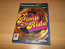 Pimp My Ride PS2 NOUVEAU SCELLÉ PAL VERSION