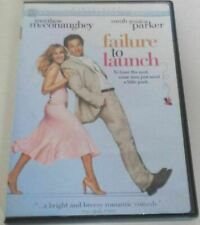 Failure to launch DVD (Matthew McConaughey, Sarah Jessica Parker)