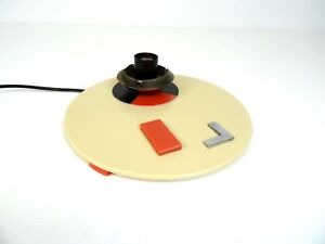 RARE ORIGINAL GERMAN SUPREMATISM BAUHAUS TABLE LAMP BASE BAKELITE 1925 ART DECO