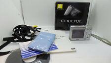 Nikon COOLPIX L14 7.1MP Digital Camera - Silver