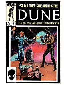 Dune #3 - Adaptation of the 1984 David Lynch movie