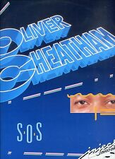 OLIVER CHEATHAM s.o.s  12INCH 45 RPM HOLLAND 1986 INJECTION REC