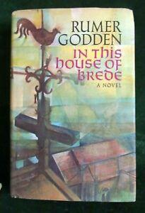 In This House of Brede by Rumer Godden. c.1969 HC/DJ, Mylar