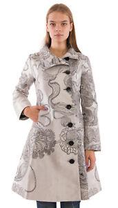 DESIGUAL Women's Coat Size 38 EU RRP: 179 EUR