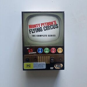 Monty Pythons Flying Circus Complete Set ALl 45 Episodes 4 DVD's