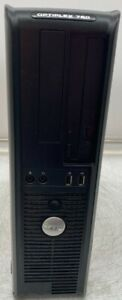 Dell OptiPlex 760 - 2 Duo CPU E8400 @ 3.00GHz - 4GB RAM - Desktop - 12