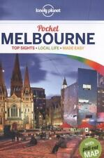 Lonely Planet Pocket Melbourne by Kate Morgan and Lonely Planet Staff (2014,...