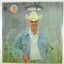CARL SMITH Take It Like A Man LP 1969 COUNTRY (STILL SEALED/UNPLAYED)