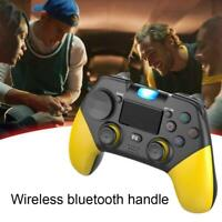 Wireless Gamepad Bluetooth4.0 Vibration Touch Controller for PS4 slim Pro PC