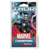 Marvel Champions: Thor Hero Pack - Card Game Expansion Avengers