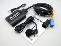Bluetooth Adapter CD Changer Handsfree Car Kit For 8Pin VW Audi Skoda Seat Radio