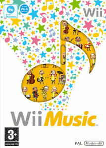 Wii - Wii Music - Same Day Dispatched - New/Sealed