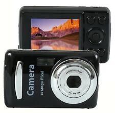 Mini Compact Digital Camera 16MP 1080P HD 2.4'' Inch TFT LCD Camcorder DV Video