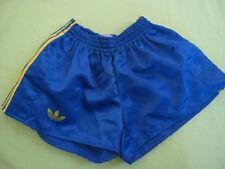 Short Adidas Ventex Bleu Gardien Vintage Sochaux nylon 80'S enfant - XXS