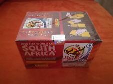 PANINI BOX DA 100 BUSTINE FIFA WORLD CUP SOUTH AFRICA 2010 SIGILLATO VEDI FOTO