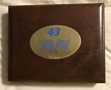 "1987 #43 RICHARD PETTY ""PETTY BLUE"" #572 OF 1500 CASE XX (NEW ) CHERRY DISPLAY"