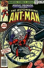 Ant-Man: Scott Lang, Marvel Comics, Very Good