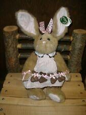"Nwt 14"" Bearington Bear Spring Rabbit ""Bitsy & Bunnies"" #420445"