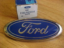 1982 Ford name plate F2DZ-8A223-A Name plate ford