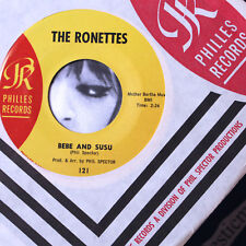 THE RONETTES DO I LOVE YOU / BEBE 7 INCH VINYL 1964 OG RONNIE PHIL SPECTOR