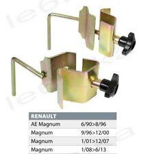2x Additional Door Locks Security Safety Anti-Theft for RENAULT MAGNUM AE MAGNUM