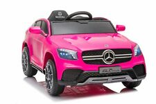 Mercedes GLC Coupe SUV JEEP Kinderelektroauto Elektrofahrzeug 12V  in Pink