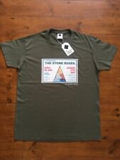 Stone Roses Spike Island Ticket T Shirt A Casual Thing. 80s Casuals
