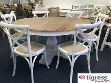 Timber Dining Furniture Sets with 7 Pieces