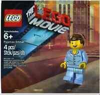 Brand New Lego - Pyjamas Emmet (2014) - The Lego Movie - 5002045 - Promo Set