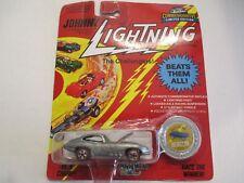 Johnny Lightning 1/64 Challengers Commemorative Zamac Unpainted Q Car XKE