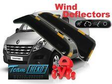 OPEL MOVANO 2010 - / RENAULT MASTER 2010 -  Wind deflectors 2.pcs  HEKO  27117
