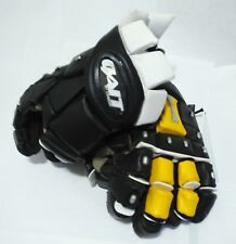Gait Lax Gloves Identity Black Yellow White Size Large