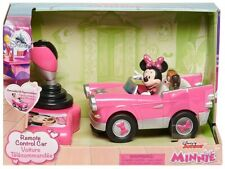 Disney Junior Minnie Mouse Remote Control Car