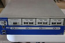 Juniper M5BASE-DC-E Router with Dual DC Power and Internet Processor II